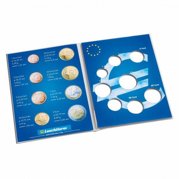 pochette pour 1 série d'euro