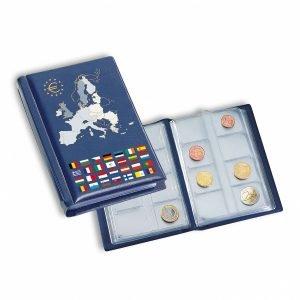 Album de poche route série euro
